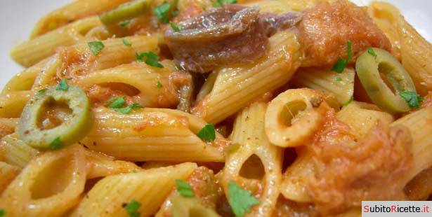 Penne all'ascolana