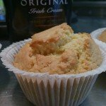 Muffin alla crema whisky